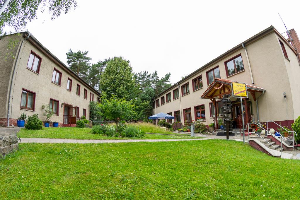 Haus am Dammühlenteich