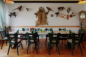 Bar und Jagdzimmer